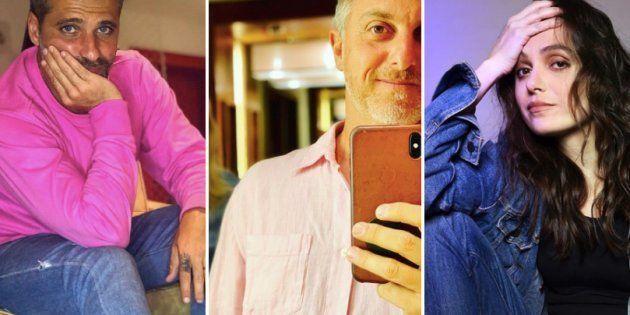 Bruno Gagliasso, Luciano Huck e Mônica Iozzi deram seu pitaco sobre azul e