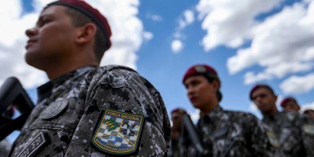 Moro determinou o envio de300 homens e 30 viaturas da Força Nacional ao