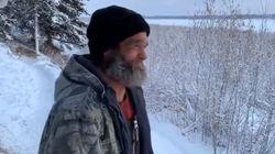 Ερημίτης άφησε πίσω του τον πολιτισμό το 1991 και ζει μέχρι σήμερα στην παγωμένη