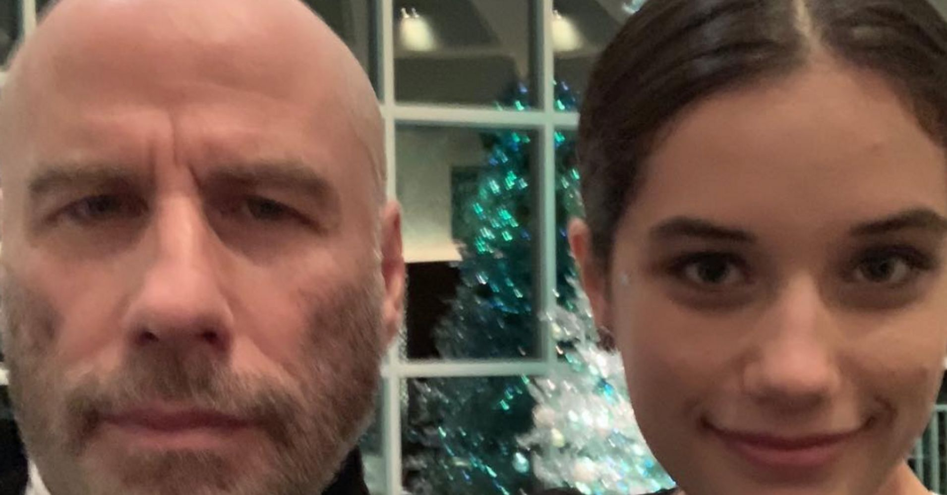 3d542d509b1a7 As John Travolta Debuts His Shaved Head, 4 Other Men Reflect On Embracing  Baldness.