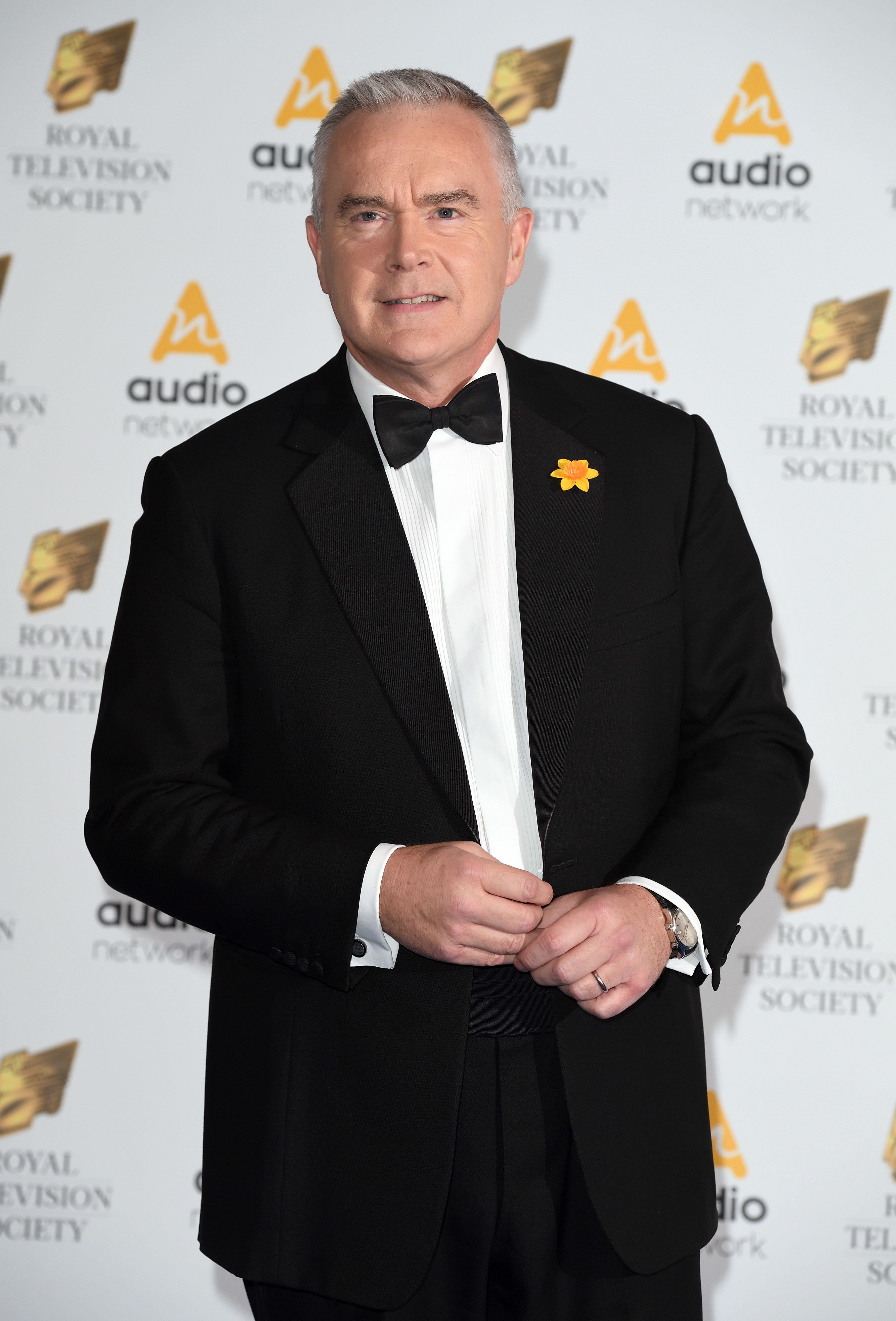 Newsreader Huw Edwards Reveals 'Strictly Come Dancing'