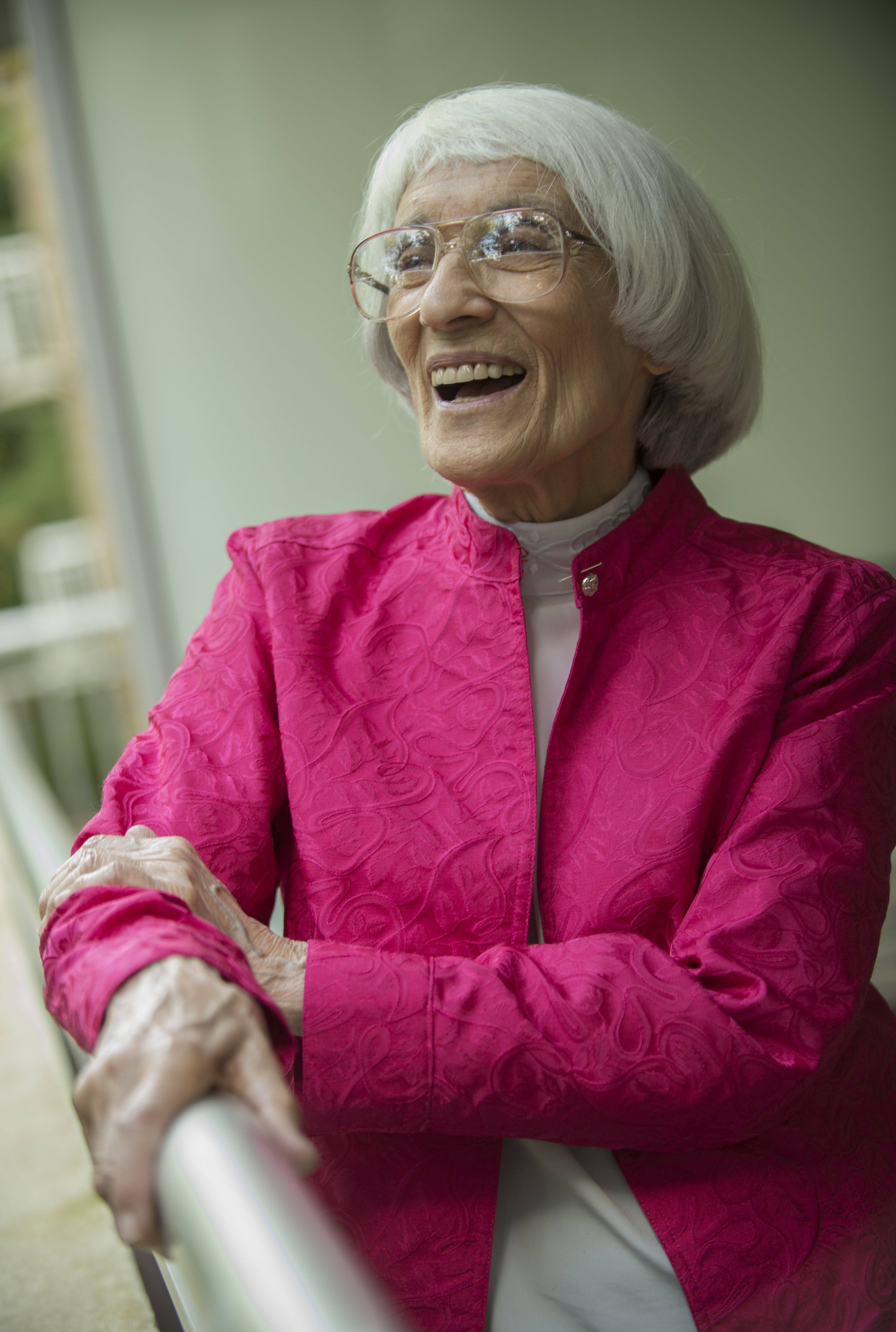 Dr. Bernice 'Bunny' Sandler was an integral part of the creation and passage of Title IX legislation addressing d