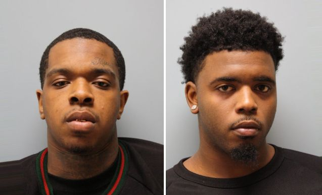 Larry D. Woodruffe, 24, and Eric Black Jr., 20, are charged with capital murder in the Dec. 30 shooting death of 7-year-old J