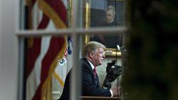 Überraschendes Trump-Geständnis: So soll er wirklich über seine Mauer-Rede