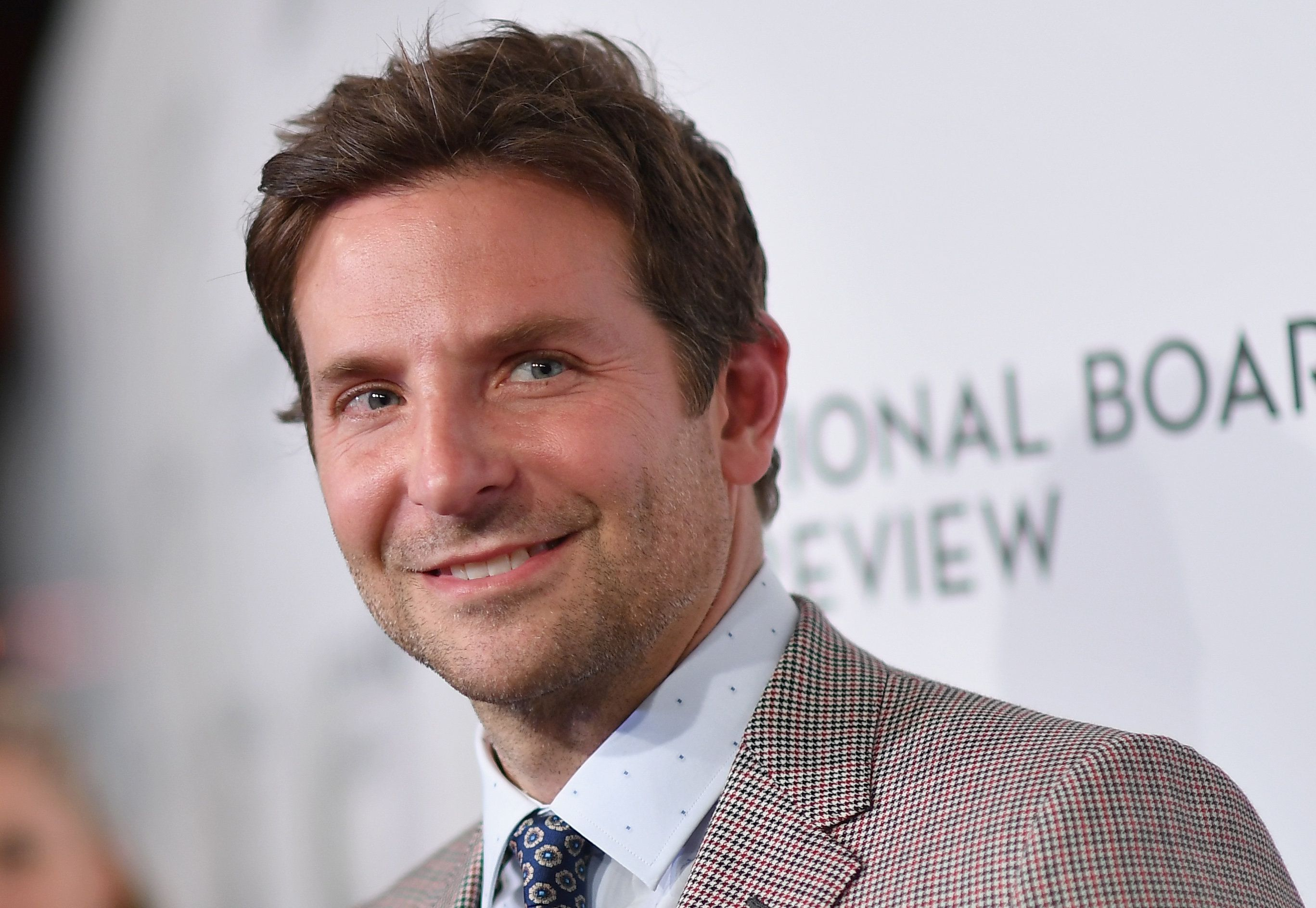 Actor/director Bradley Cooper attends the 2019 National Board Of Review Gala at Cipriani 42nd Street on January 08, 2019 in New York City. (Photo by Angela Weiss / AFP)        (Photo credit should read ANGELA WEISS/AFP/Getty Images)