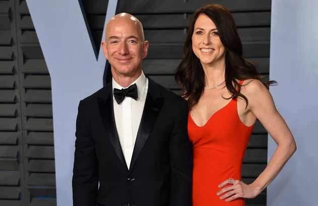 Jeff and MacKenzie Bezos have been married for 25