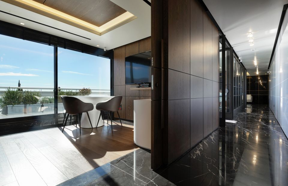 «Οσκαρ» Αρχιτεκτονικής: Γραφεία για ευτυχισμένους
