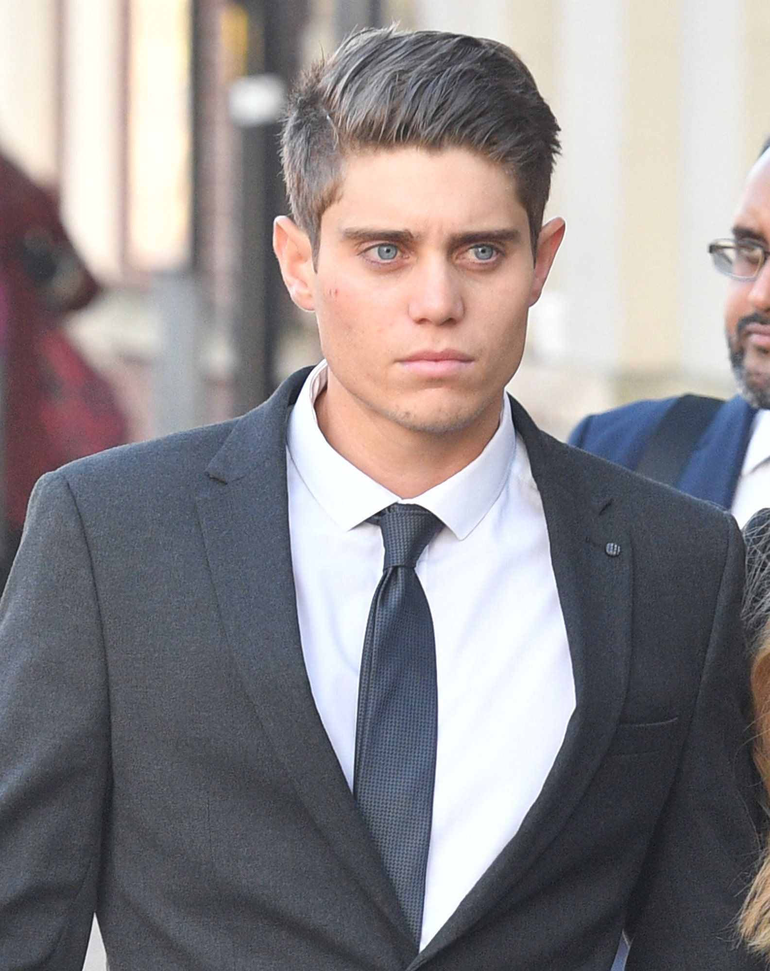 Cricketer Accused Of Rape Breaks Down In Court As He Insists Sex With Woman Was