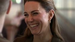 The Duchess Of Cambridge Turns
