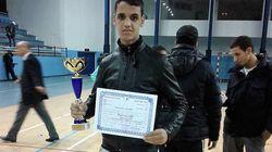 Ayoub Mabrouk, le champion de kick-boxing mort en tentant de migrer clandestinement, a été inhumé à