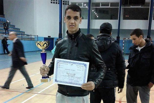 Ayoub Mabrouk, le triple champion national de kick-boxing mort en tentant de migrer clandestinement,...