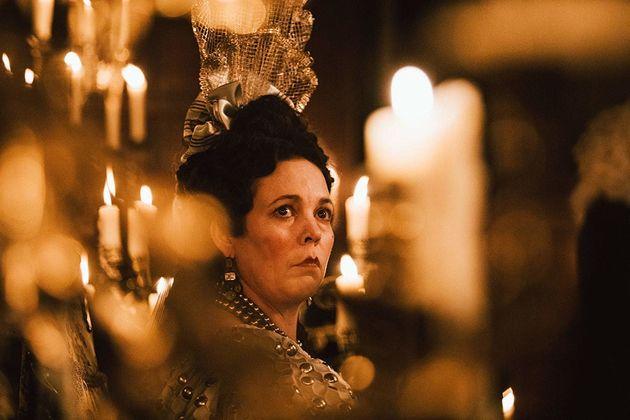 Olivia Colman é forte candidata ao prêmio de Melhor Atriz por