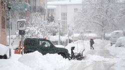 Schnee-Chaos: Mitarbeiter sitzen in Reha-Zentrum fest – Bundeswehr muss