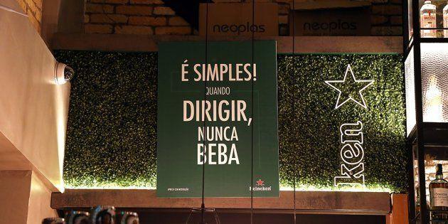 Heineken usa ciência para mudar o comportamento de quem bebe e