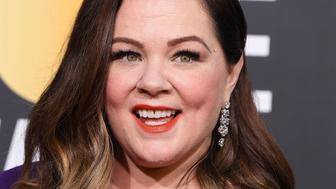 BEVERLY HILLS, CA - JANUARY 06:  Melissa McCarthy arrives at the 76th Annual Golden Globe Awardsat The Beverly Hilton Hotel on January 6, 2019 in Beverly Hills, California.  (Photo by Steve Granitz/WireImage)