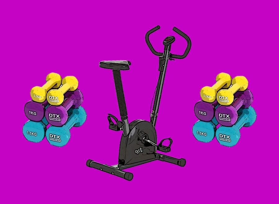 At-Home Workout Equipment That Costs Less Than A Gym