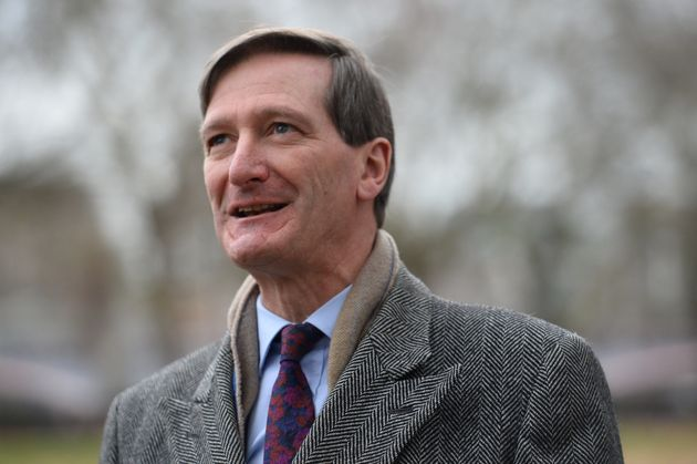 Tory ex-cabinet minister Dominic Grieve led the rebellion against Theresa May