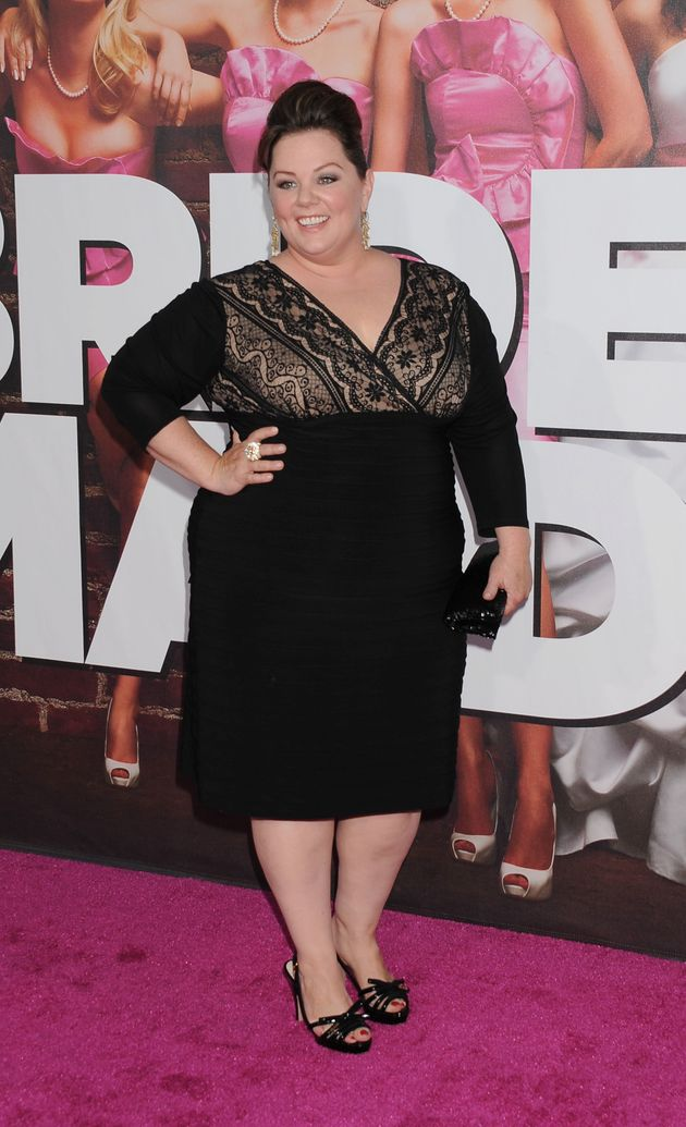 Melissa McCarthy attends the premiere of