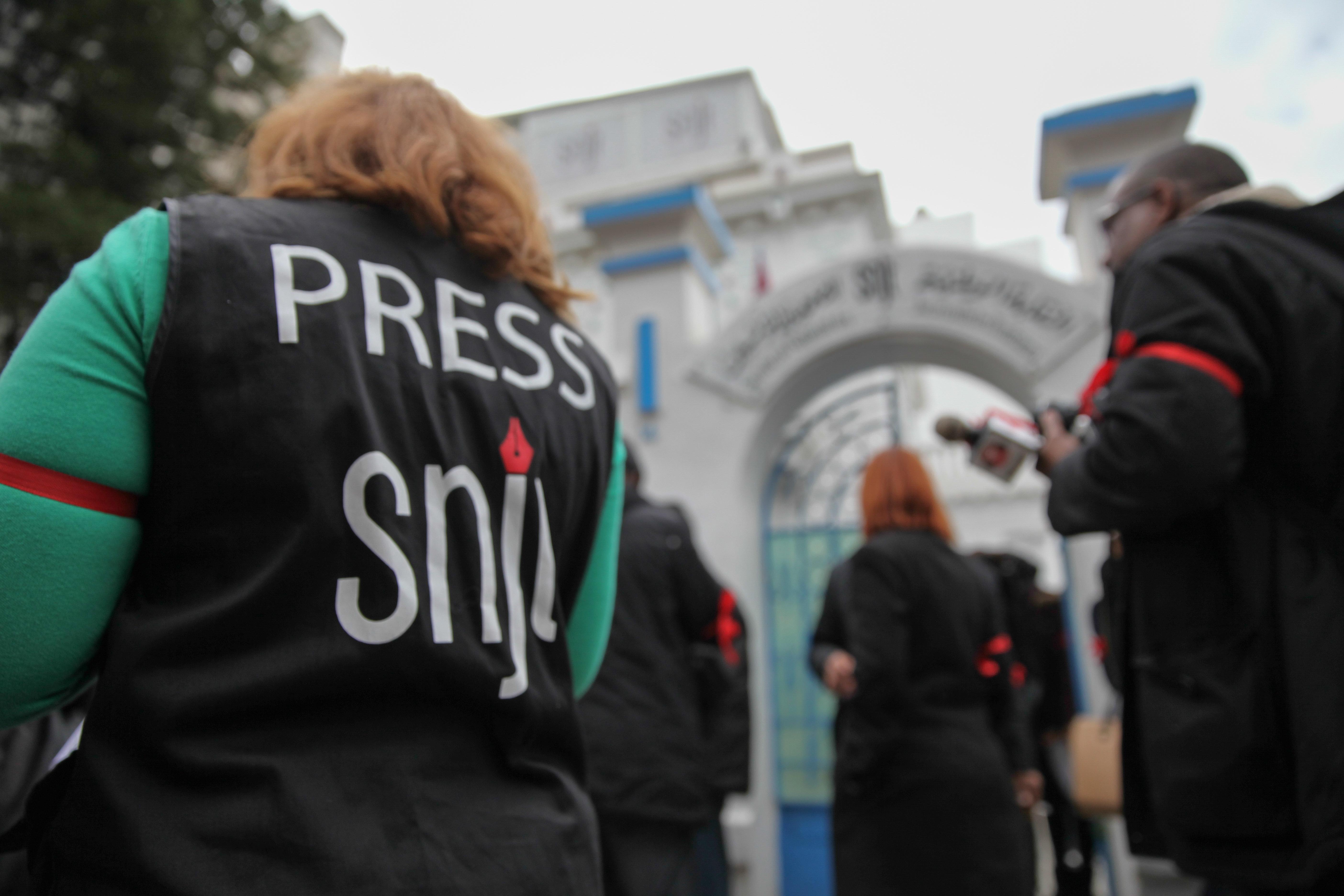 Signature d'un accord-cadre entre le gouvernement et le SNJT, la grève des journalistes