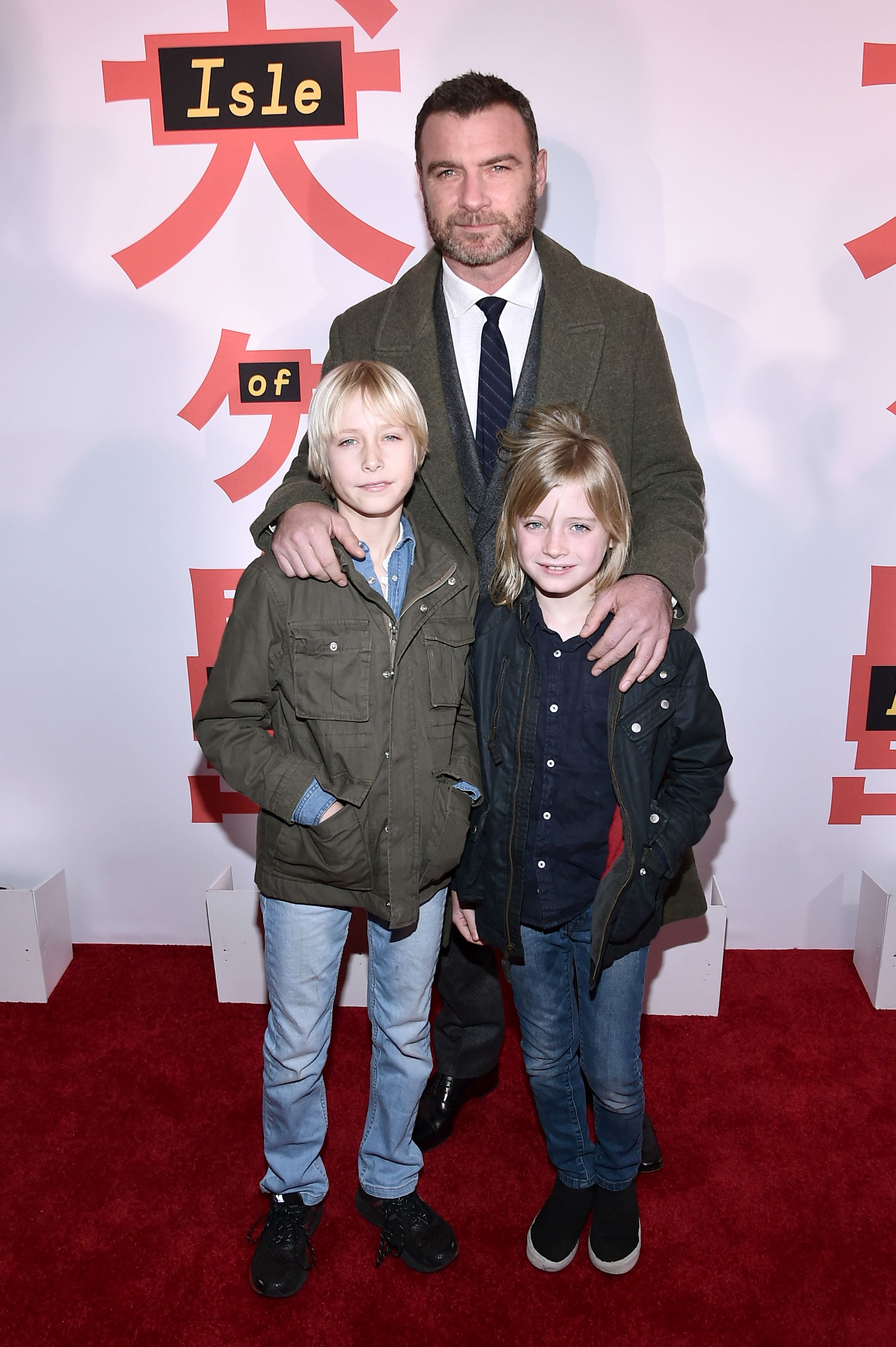 Liev Schreiber Says He's Given Up On Trying To Be Cool To His Kids