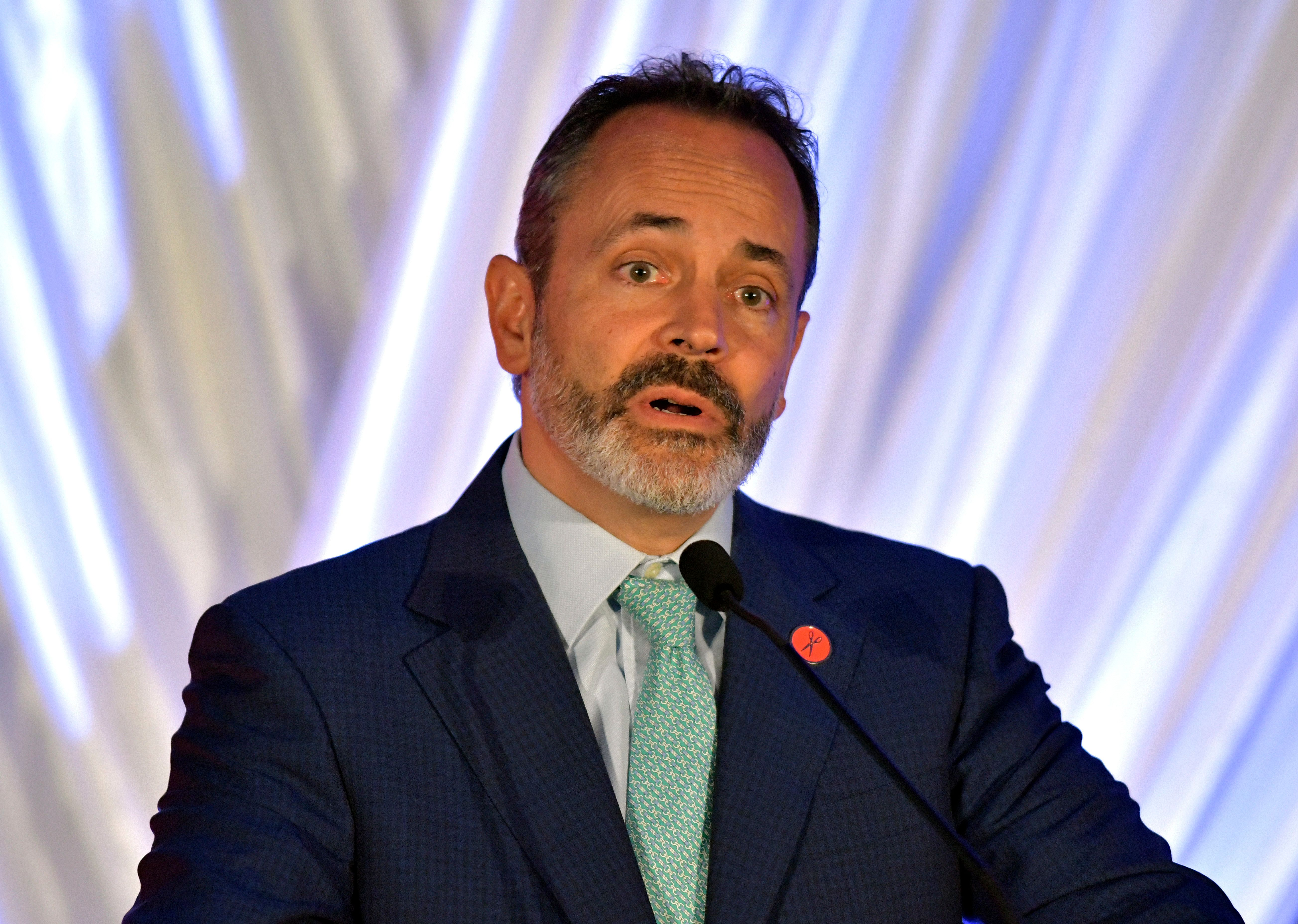 Kentucky Gov. Matt Bevin (R) has virtually unlimited power in choosing whether to restore voting rights to former felons.