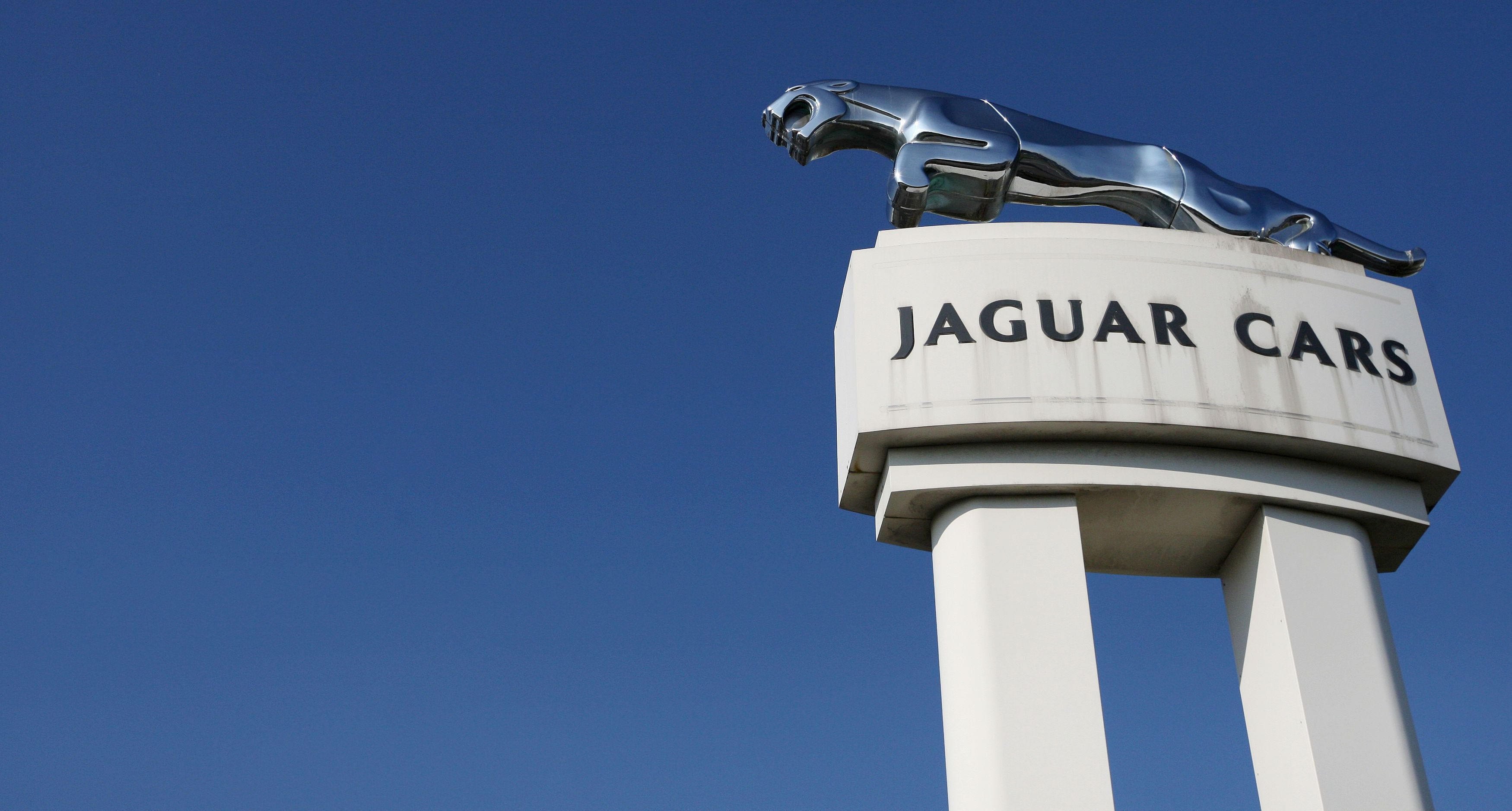 Jaguar Land Rover facing