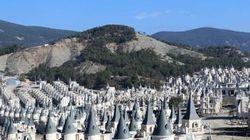 En Turquie, cette ville de faux châteaux français à l'abandon fait froid dans le