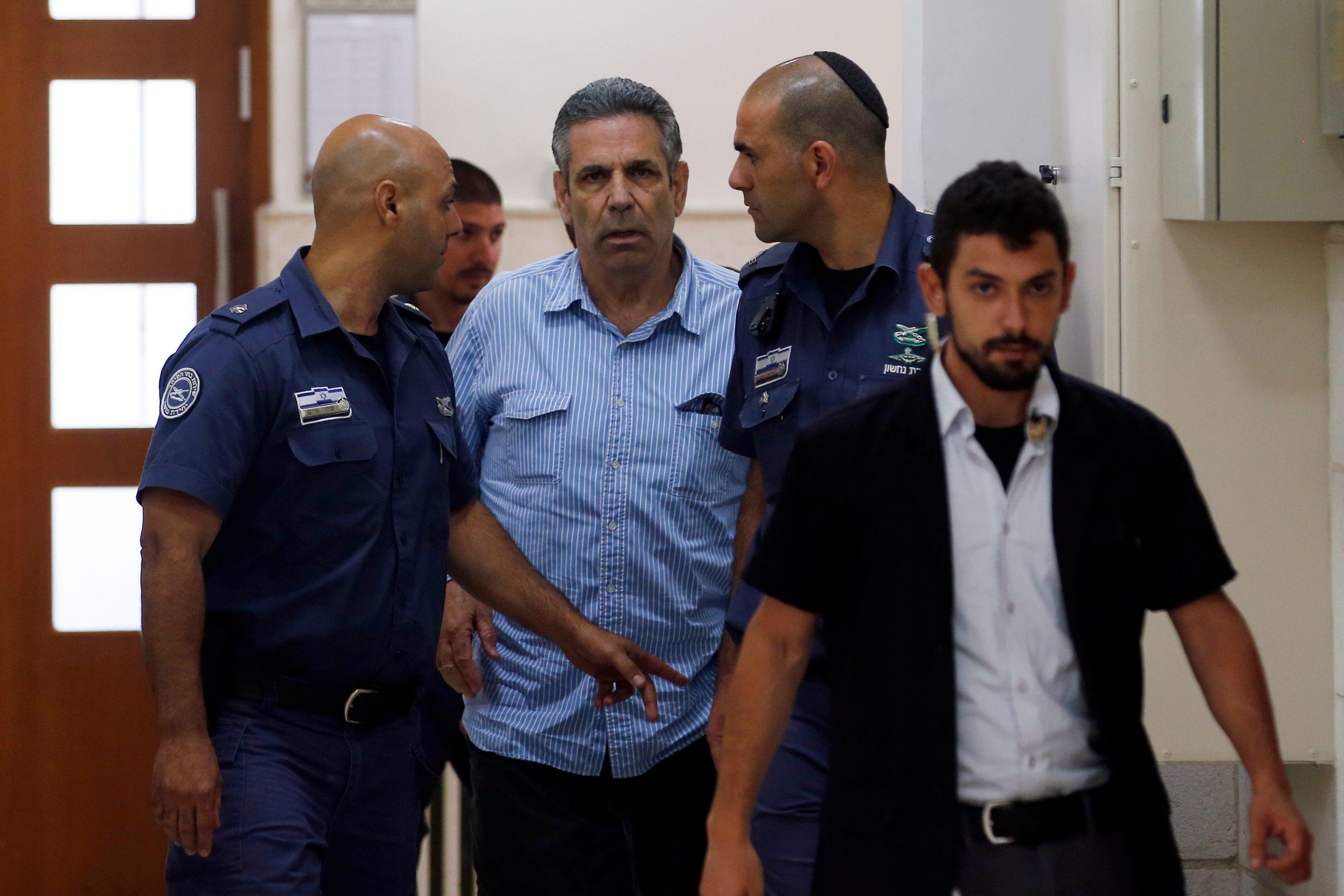 Accusé d'espionnage aggravé pour l'Iran, un ex- ministre israélien pourrait écoper 11 ans de