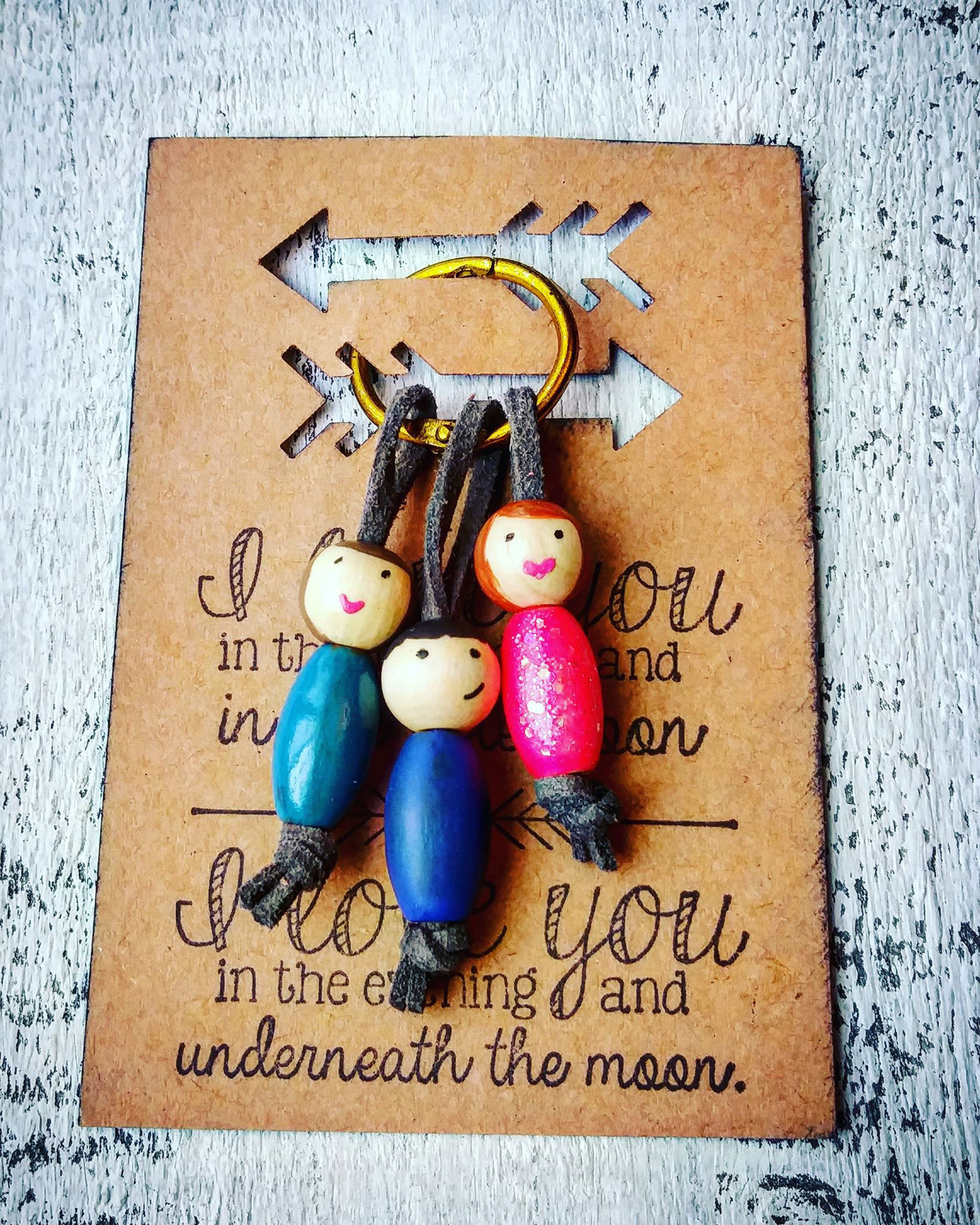 Pocket People: The Simple Tool This Mum Used To Comfort Her Son With