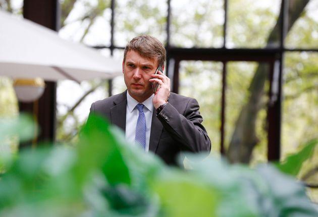 Ex-AfD-Fraktionschef Poggenburg.