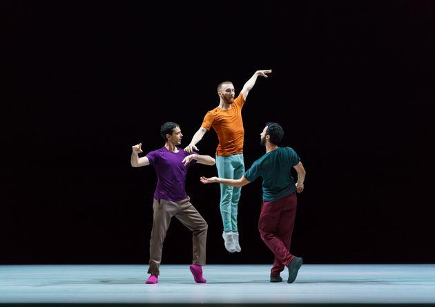 «A quiet evening of dance»: Η νέα παράσταση του κορυφαίου Ουίλιαμ Φορσάιθ στη