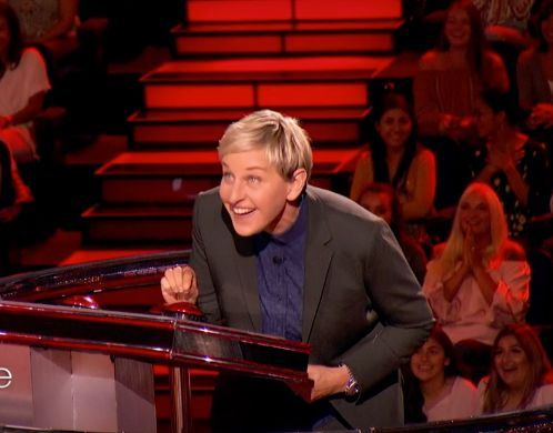 Ellen DeGeneres Has Game Show Solution To Stop Donald Trump From Talking On And On
