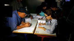 Les inscriptions sur les listes électorales générales du 18 au 24