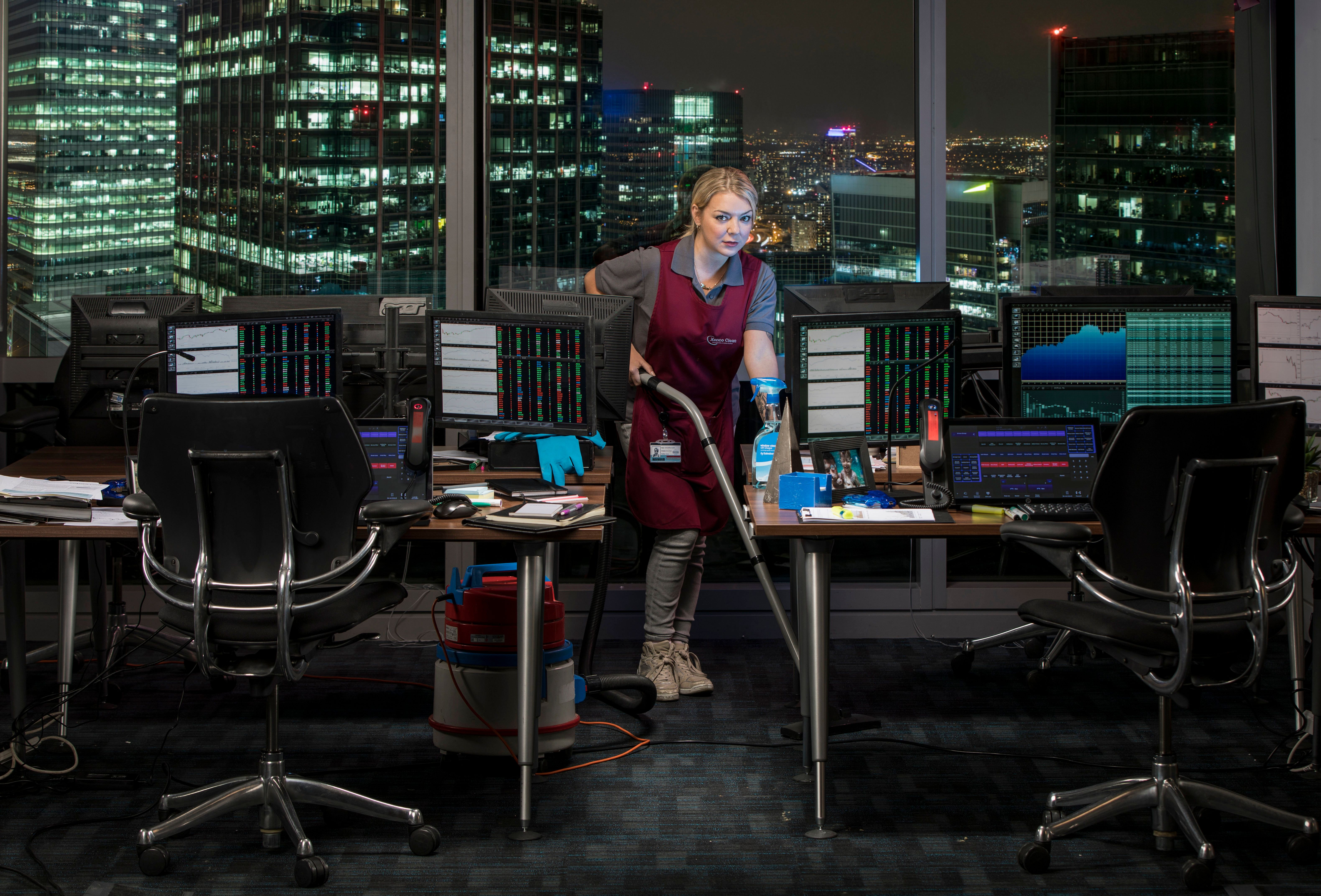 'Cleaning Up' Viewers Spot Some Glaring Plot Holes In Sheridan Smith's New
