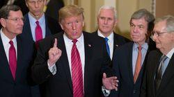 «Σπατάλη χρόνου, bye-bye»: Αποτυχία της συνάντησης Τραμπ με τους ηγέτες των