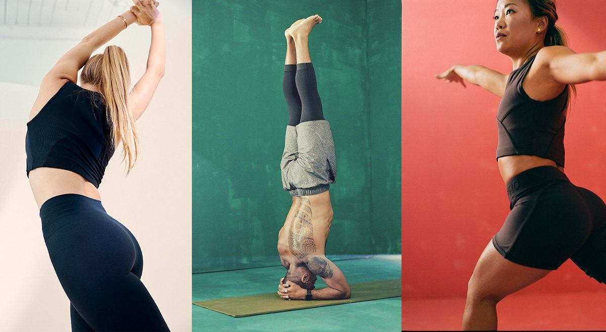 Nike Launches First Yoga Collection – And It Includes Men And