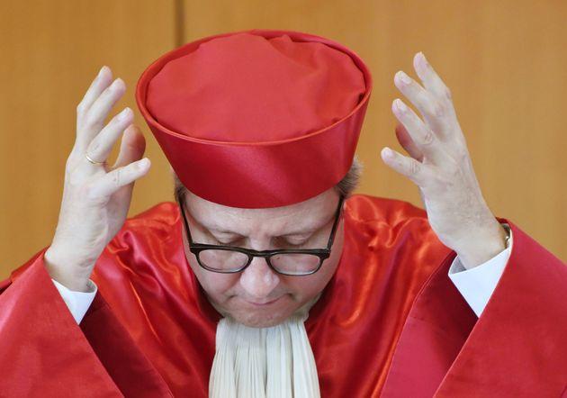 BVG-Richter Andreas Voßkuhle.
