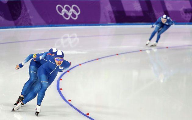 김보름이 평창올림픽 당시 '왕따 주행'이 알려진 것과 다르다고