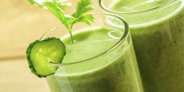 Suco verde faz bem, mas não é sinônimo de metabolismo