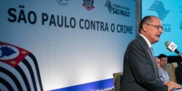 Estado de São Paulo terá bonificação para policiais que baterem meta de redução de