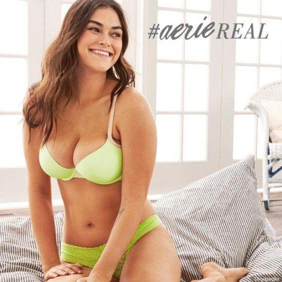 Beleza real: marca de lingeries lança campanha com modelos sem