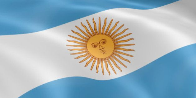 Argentinos invadem o Brasil durante a Copa de