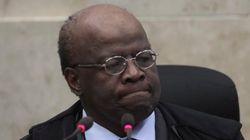 Joaquim Barbosa: condenados do mensalão devem ficar no