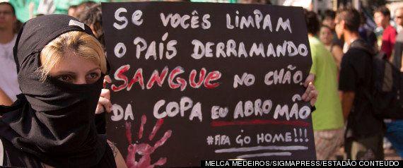 Protesto, Copa, eleições: a urna é a rua de