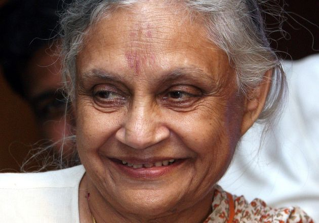 Sheila Dikshit Appointed New Delhi Congress