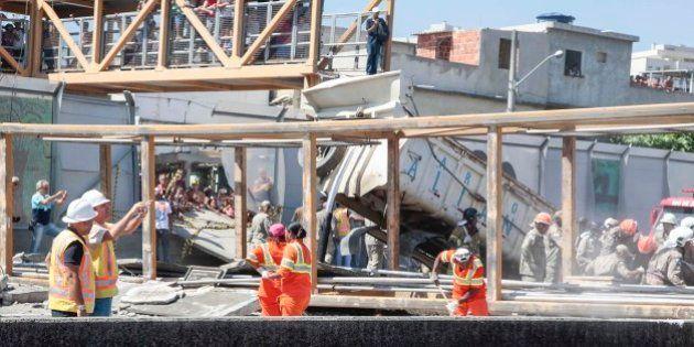 Acidente no Rio: empresa dona de caminhão dará assistência às