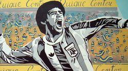 (ASSISTA): Aquele golaço do Maradona, mas de outro