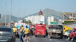 Quatro mortes e nada muda: caminhões voltam à Linha Amarela em horário