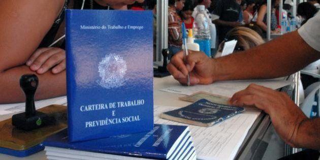 Brasil tem a menor taxa de desemprego desde
