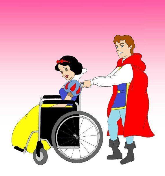 Artista ilustra princesas que desafiam o padrão Disney de